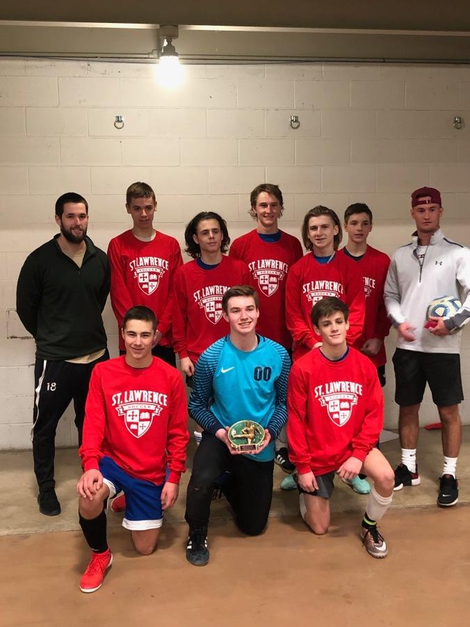 16u champions March
